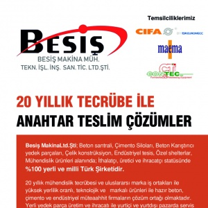 BESİŞ ABOUT THE MACHINE