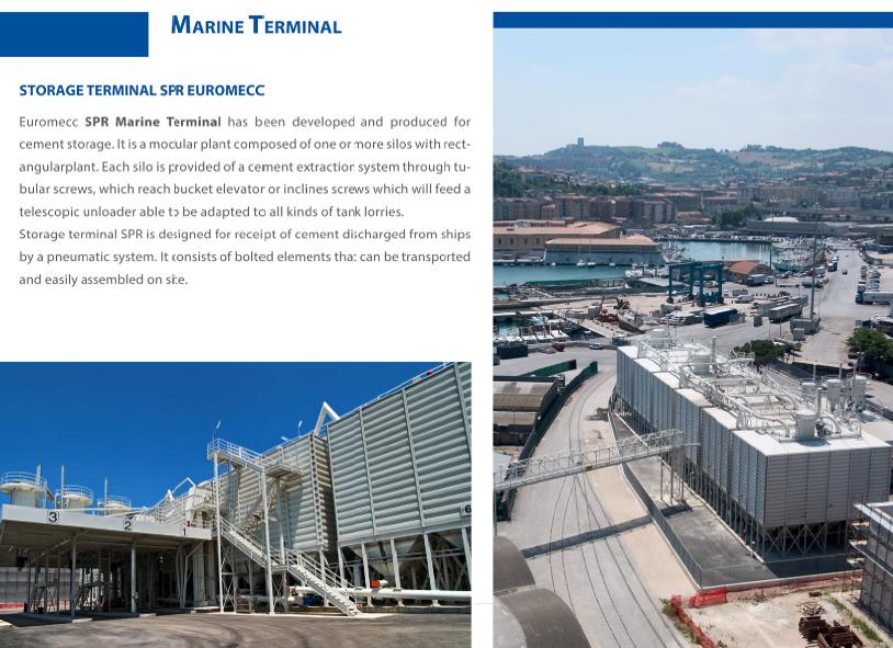 marine terminal